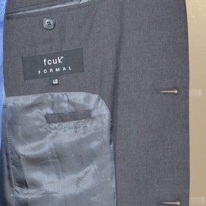 FCUK Suits & Blazers - FCUK 40L Sport Coat Blazer Suit Jacket